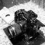 مقاومت دوربین ها در برابر آب