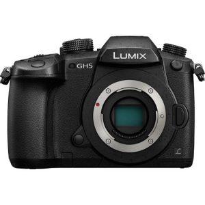 دوربین بدون آینه پاناسونیکLumix DMC-GH5