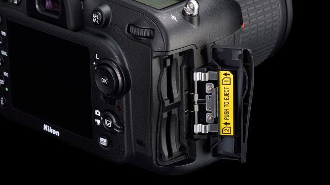 نیکون D7200 در برابر Nikon D7500
