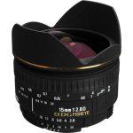 لنز سیگما Sigma 15mm f/2.8 EX DG Diagonal Fisheye for Nikon