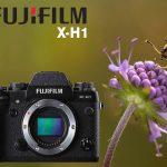 دوربین X-H1