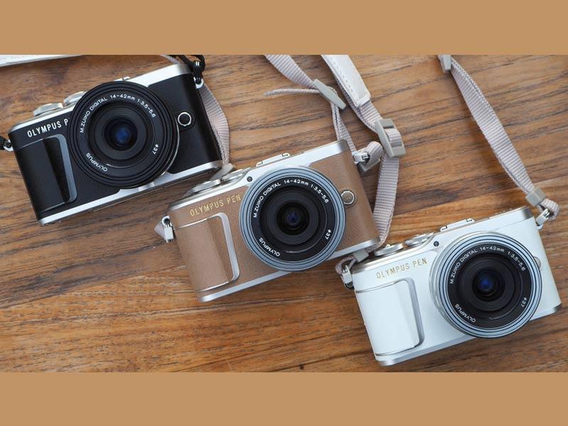 دوربین Olympus