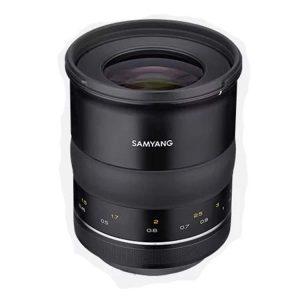 لنز سامیانگ XP 50mm F1.2
