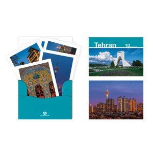 کارت پستال تهران