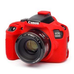 کاور ژلهای Canon 1300D رنگ قرمز
