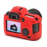 کاور سیلیکونی Canon 6D SiliconCover رنگ قرمز