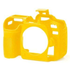 کاور دوربین ایزی کاور Easy cover Nikon D7500 رنگ زرد