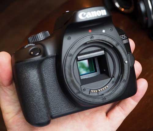 دوربین Canon EOS 4000D