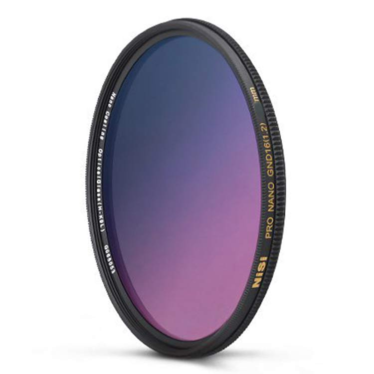 فیلتر عکاسی نیسی Pro Nano GND 16/67mm