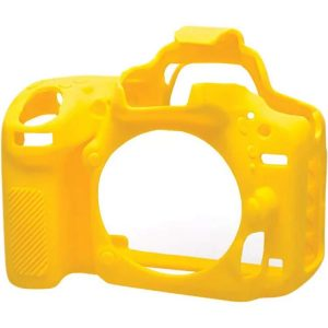 کاور سیلیکونی نیکون D3400 رنگ زرد