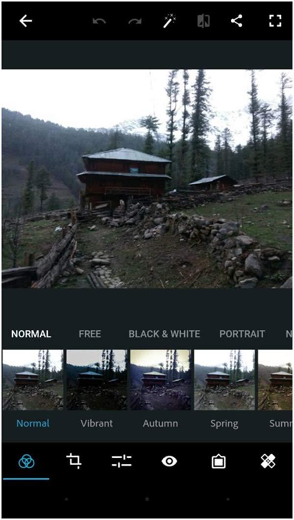 نرمافزار ویرایش عکس