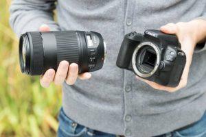 تعویض دوربین یا تعویض لنز؟