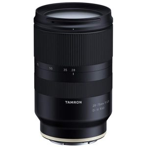 لنز تامرون Tamron 28-75mm F2.8 Di III RXD for sony
