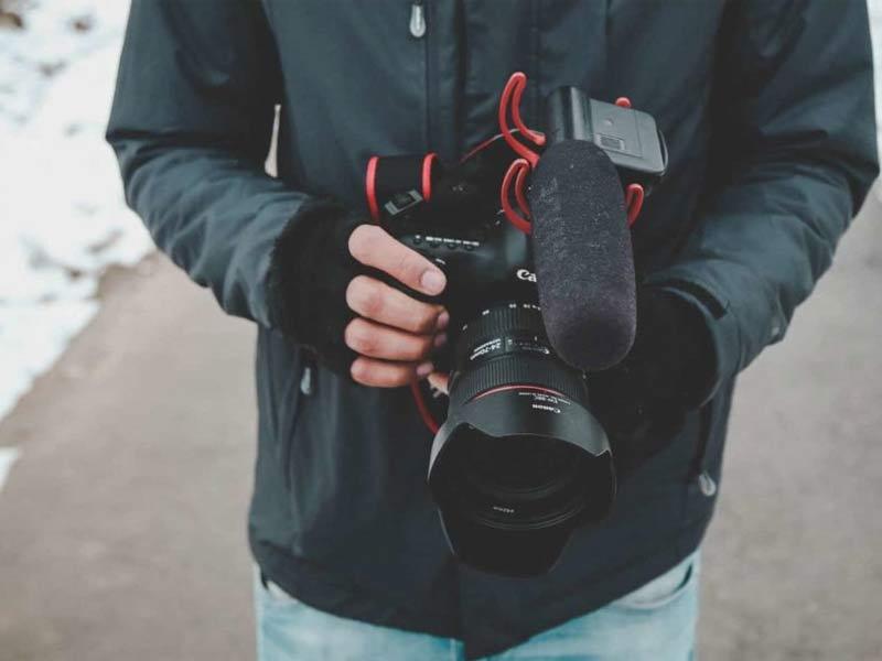 ۵ دوربین برتر DSLR مناسب فیلمبرداری