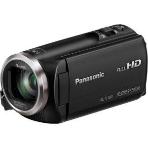 دوربین تصویربرداری پاناسونیک Panasonic HC-V180 Full HD Camcorder