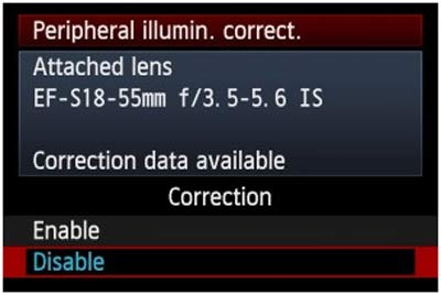 تنظیمات فیلمبرداری دوربین عکاسی