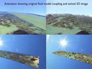 تصویربرداری سه بعدی از کف اقیانوسها با دوربین مخصوص ناسا