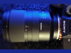 معرفی لنز ۷۵-۲۸ میلیمتری جدید تامرون