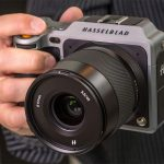 دوربین بدونآینه برای عکاسی پرتره