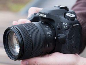 بررسی دوربین کانن ۸۰D + ویدئو