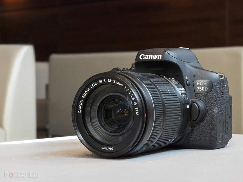 بررسی دوربین کانن ۷۵۰D + ویدئو