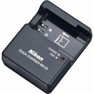 شارژر نیکون مشابه اصلی Nikon MH-23 Battery Charger-HC for EN-EL9