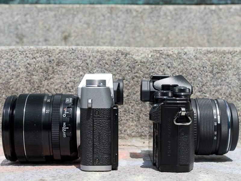 بهترین دوربینهای بدون آینه برای استفاده عمومی
