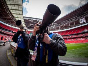 عکاسی از جام جهانی