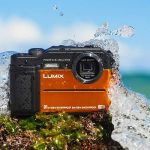 دوربین ضدآب Lumix TS7/FT7 پاناسونیک