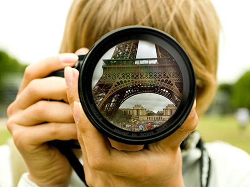 بهترین دوربین بدون آینه برای مسافرت