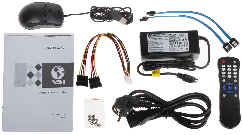 دستگاه ضبط ویدئو DVR هایک ویژن