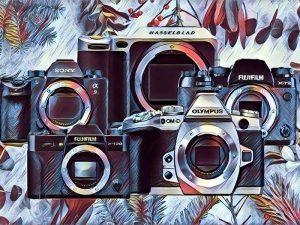 برترین دوربینهای بدون آینه ۲۰۱۸