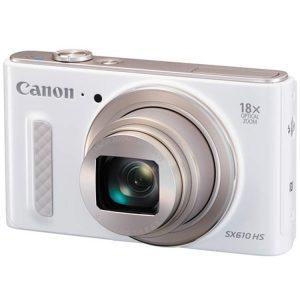 دوربین کانن SX610 HS White