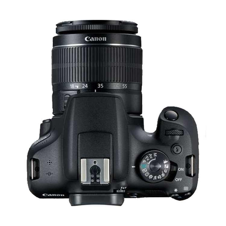 دوربین کانن Canon 2000D 18-55mm 3.5-5.6 IS II