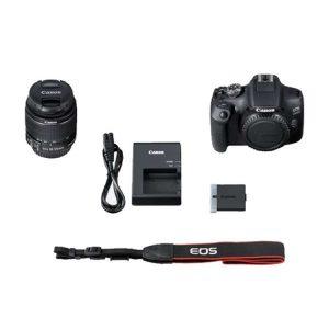 دوربین عکاسی کانن Canon EOS 2000D kit EF-S 18-55mm IS II