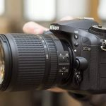 دوربین نیکون D7200