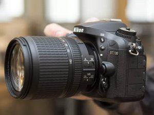 بررسی دوربین کانن D7200 + ویدئو