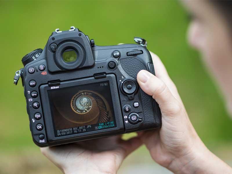 بررسی عکسهای گرفته شده با دوربین D850 نیکون