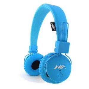 هدفون بي سيم NIA X2 Blue