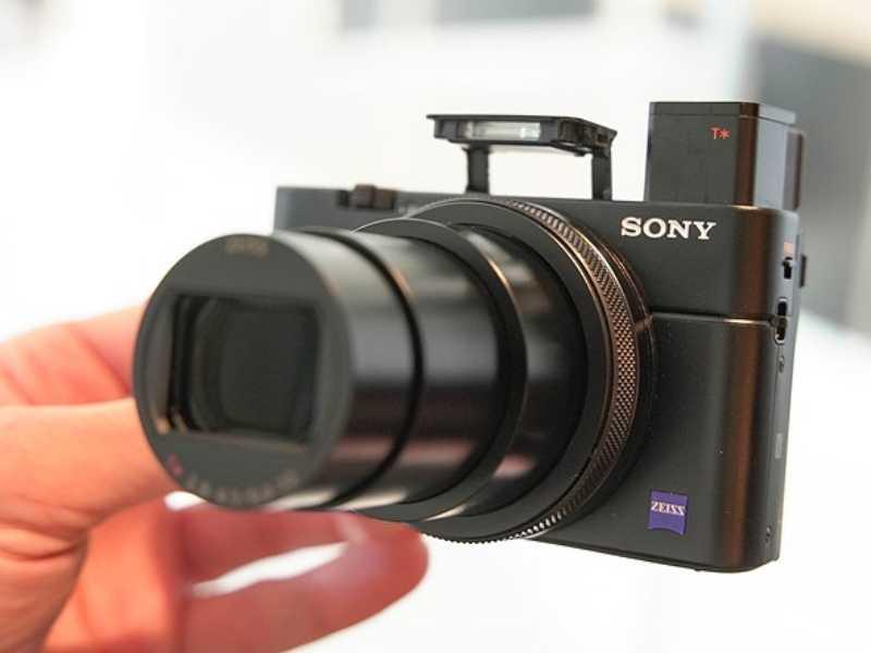 دوربین سونی Cyber-shot RX100 VI