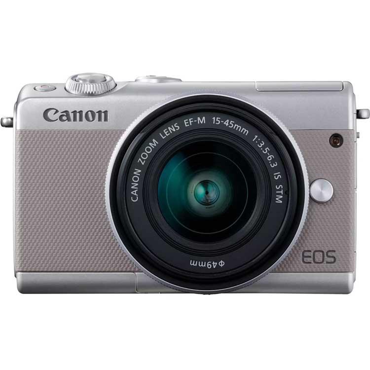 دوربین کانن M100 15-45 STM gray