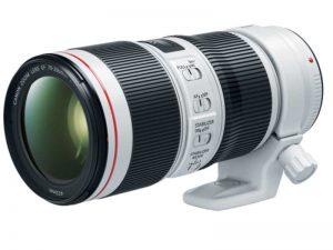 بررسی لنز EF 70-200mm f/4L IS II USM