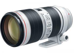 بررسی لنز کانن EF 70-200mm f2.8L IS III USM