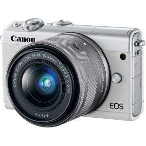 دوربین کانن M100 15-45 STM white