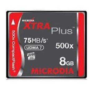 کارت حافظه Microdia XTRA Plus CF