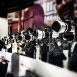 لنز برای عکاسی خبری