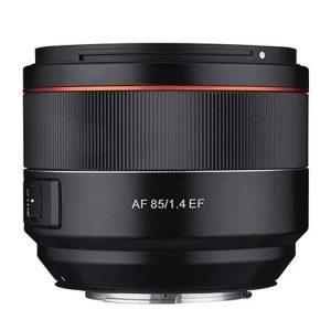 لنز سامیانگ AF 85mm F1.4 Canon EF