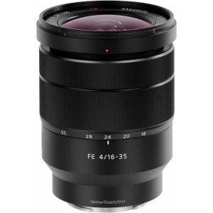 لنز سونی FE 16-35mm f/4 ZA OSS