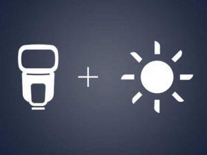 چگونه از فلاش در نور روز استفاده کنیم؟