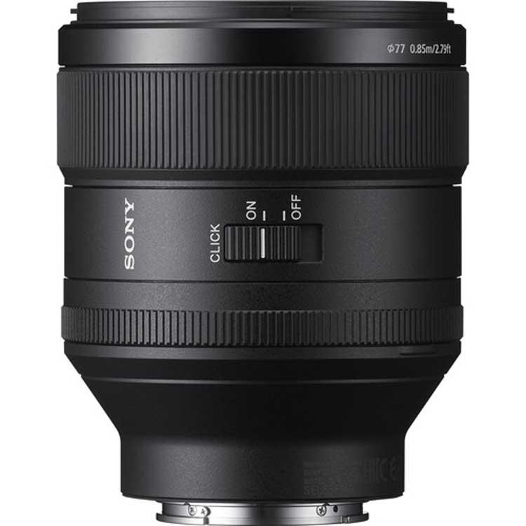 لنز سونی FE 85mm f/1.4 GM